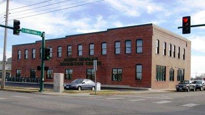 Joe Newman Innovation Center, Restoration Complete, in use 2007