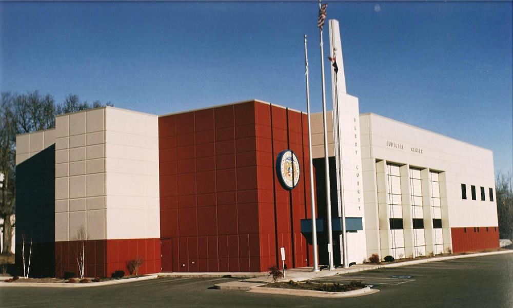 Barry County Judicial Center Cassville, MO