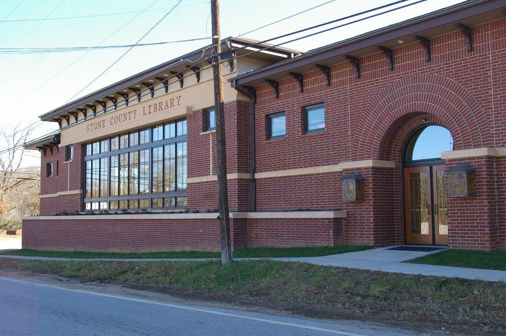 Stone County Library Galena, MO