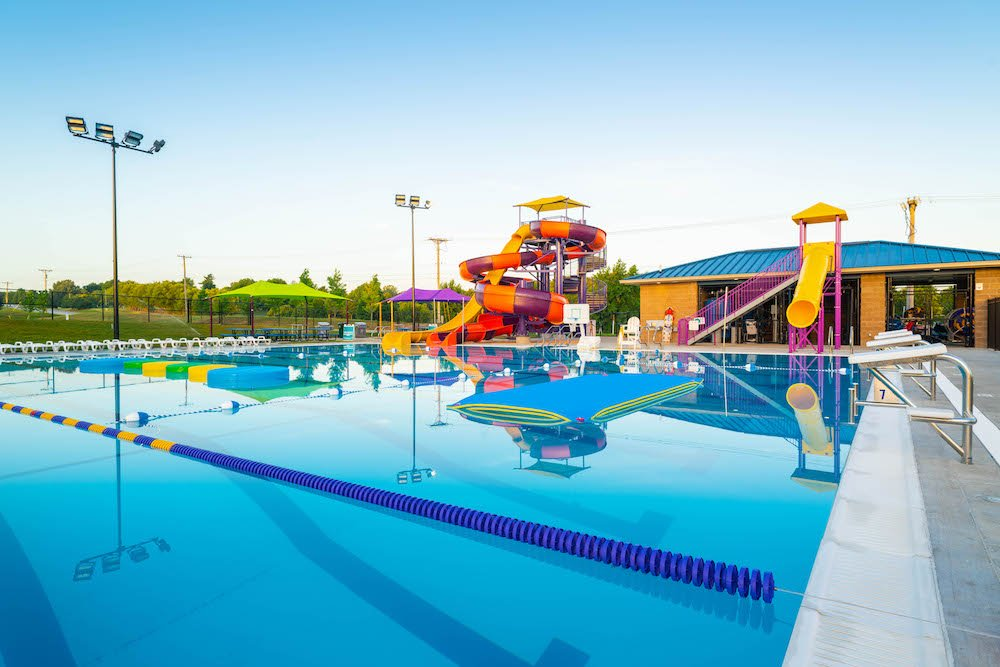 Monett Outdoor Aquatic Center | Monett MO