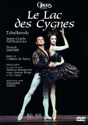 Histoire Le Lac Des Cygnes : histoire, cygnes, Cygnes, Pietragalla, Dupond, Magistral, ResMusicaResMusica