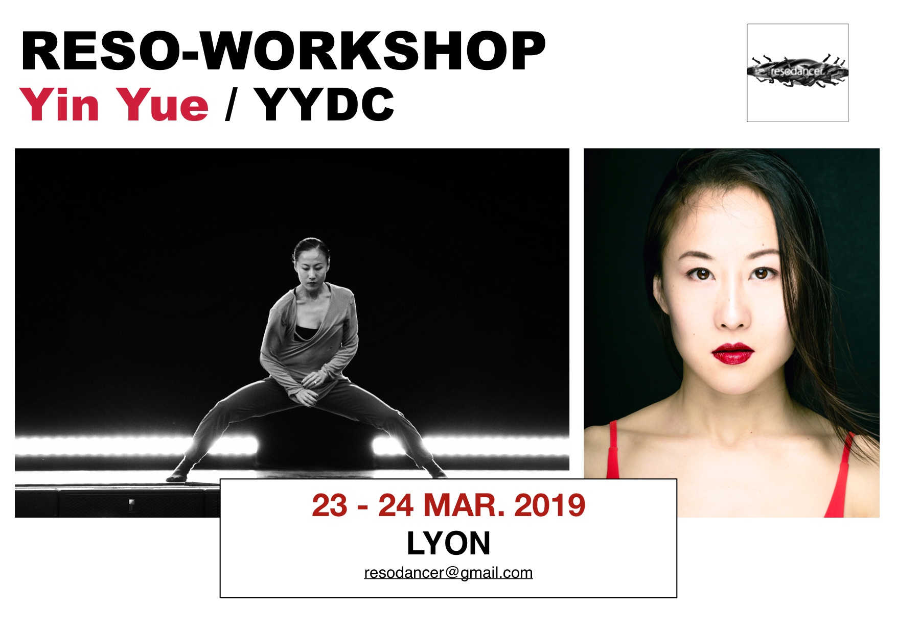 Reso-Workshop Yin Yue