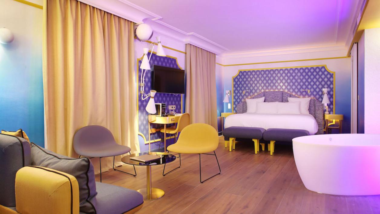 MyRoomin  louez une chambre dhtel design  Paris