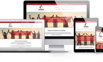 Resolute Counseling Launches New Website!