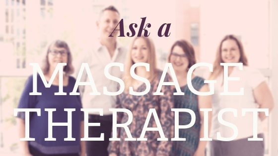 how to ask a massage therapist how to get the massage you want