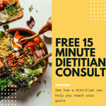 free 15 minute dietitian consult image