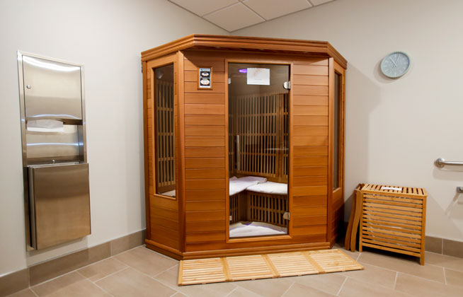 infrared sauna madison