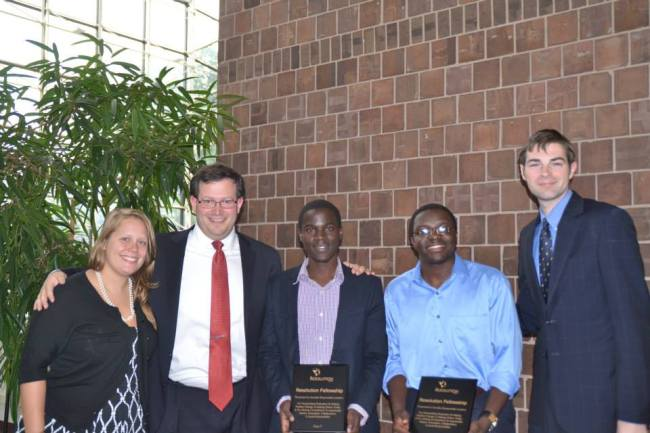 African Leadership Academy 2014 SVC Winner Announcement