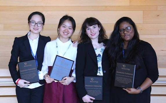 Harvard World Model United Nations 2017 SVC Winner Announcement