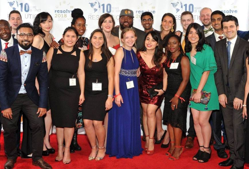 The 9th Annual Resolve Gala A Recap