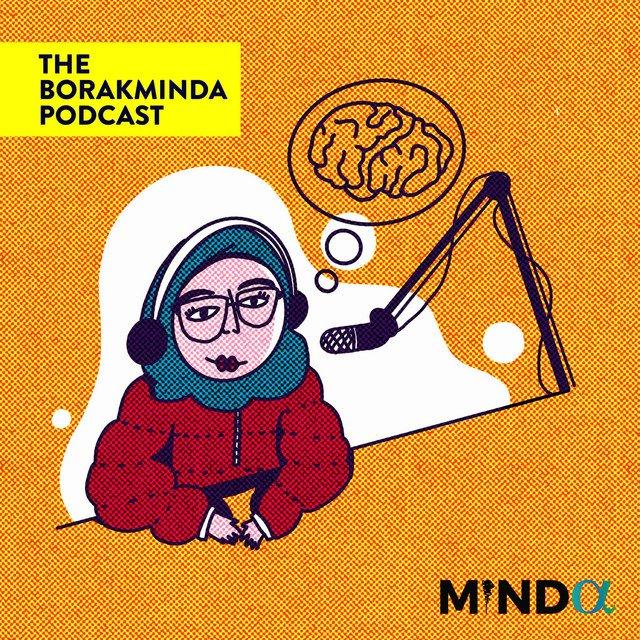Borak Minda Podcast: Dr. Duska talks about OCD