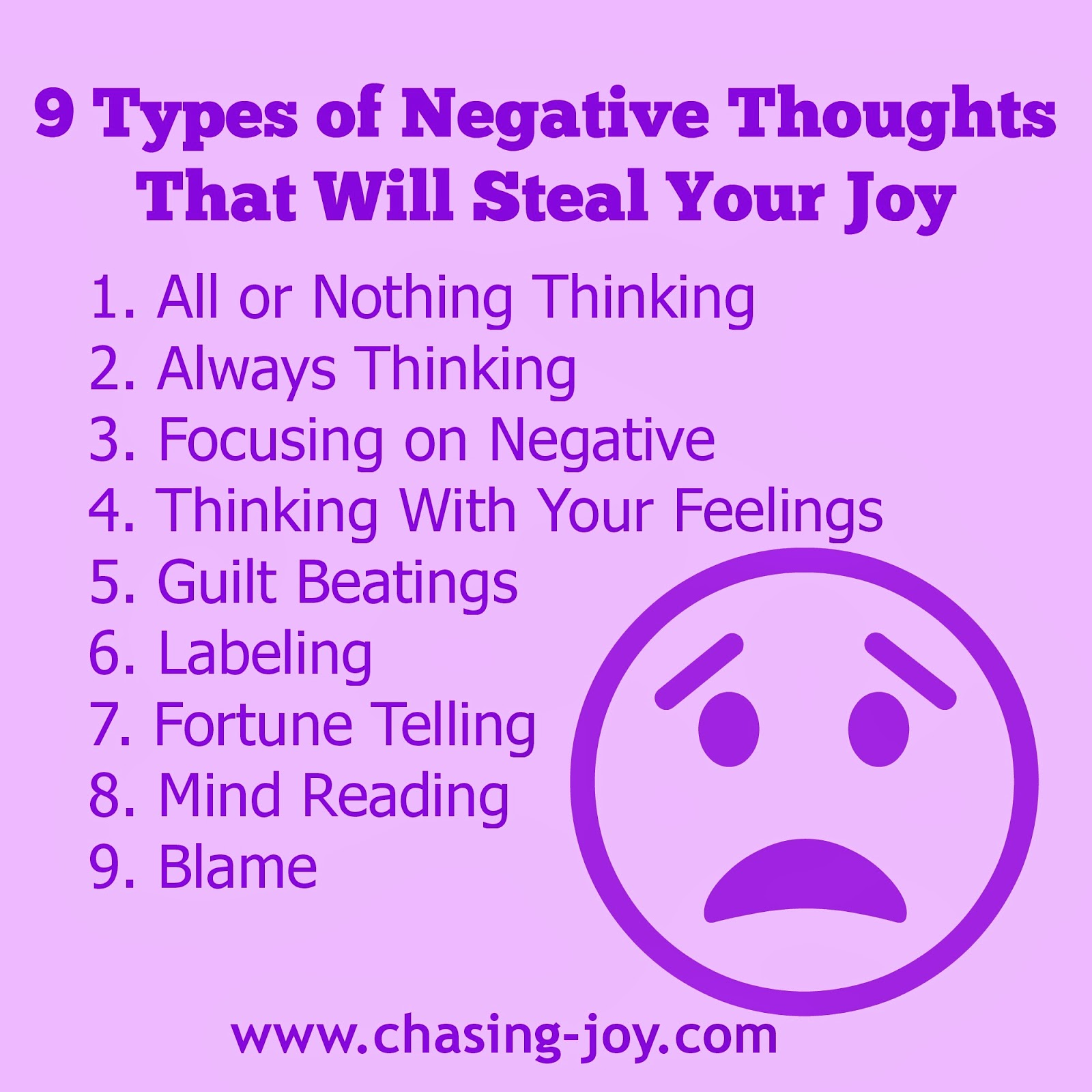 Managing Negative Thoughts Healthfly Resolve4you