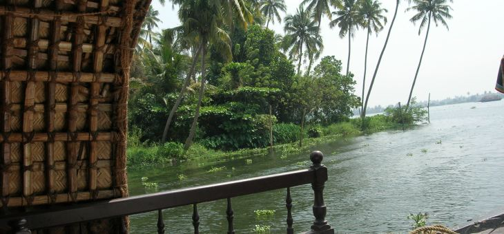 Backwaters – Thekkady