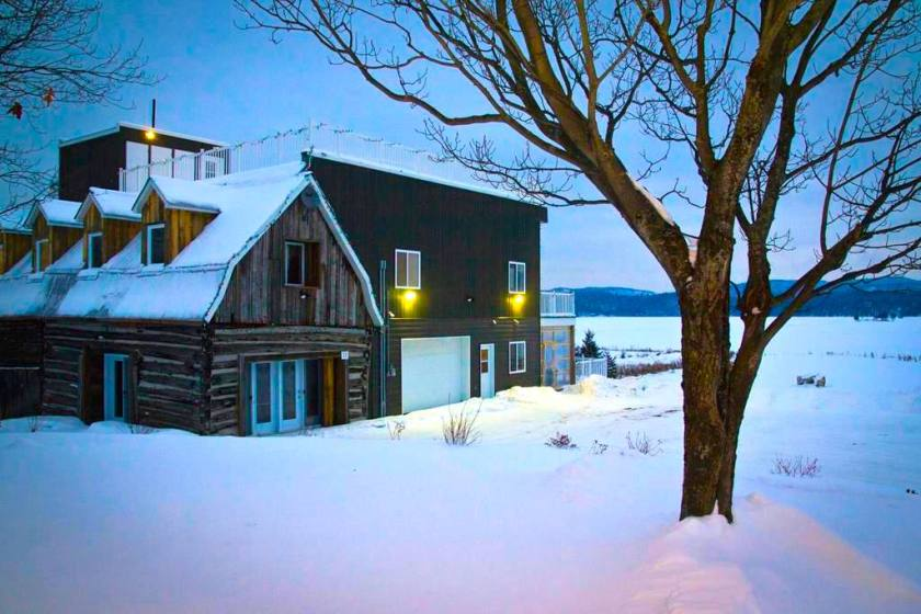 Chalet in Quebec
