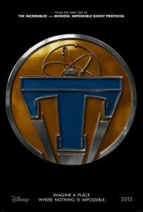 "Love the ""Tomorrowland"" logo!"