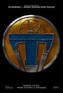 "Love the ""Tomorrowland"" logo!"