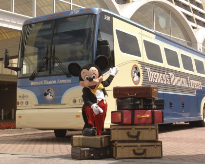 Magical Express  Mickey
