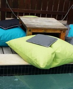 100x100cm indoor outdoor large bean bag cushions