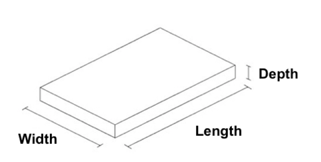 Daybed cover & cushion dimensions