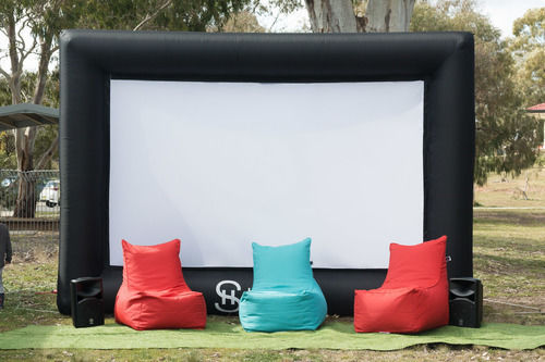 , Bean Bags for your Outdoor Cinema!