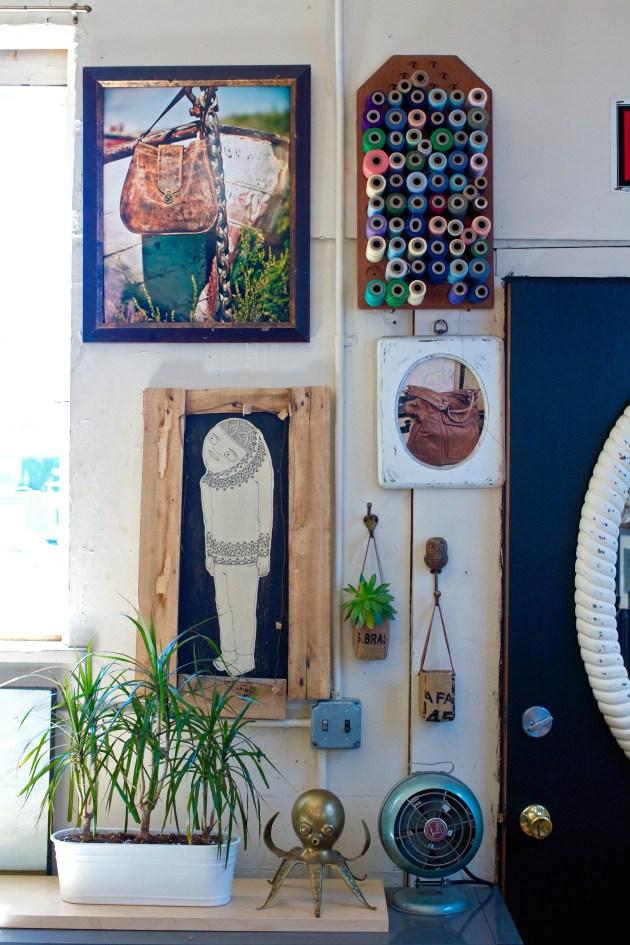 Miishka Handbags Studio