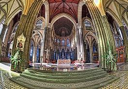 The Story of St Patrick's Cathedral Scenario Image
