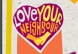 Love your neighbour: Be Courageous scenario image