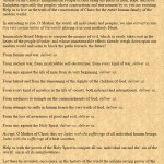 act of consecration