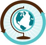 Wide world logo