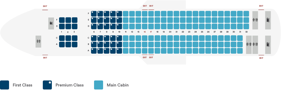 Interior seating layout of our boeing also aircraft information alaska airlines rh alaskaair