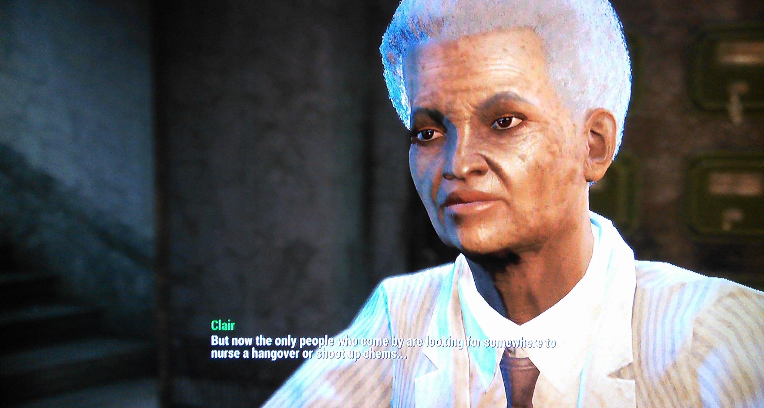 Good Neighbor Fallout 4 Singer