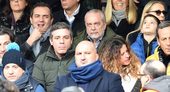 Put down your weapons. Letter from the Naples clubs to De Laurentiis and players