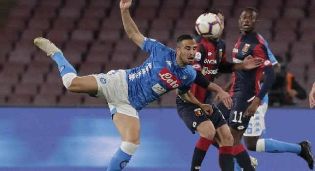 Napoli-Genoa, the probable line-ups: Ancelotti without Manolas and Allan, Elmas from the 1st. Lozano-Mertens, opened the ballot. Thiago Motta finds Romero, but he is without Kouame