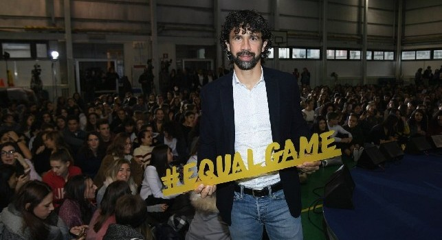 AIC, Tommasi: Mutiny in Naples? We have this strange idea that the retreat is playing well, professionalism of the Italian players unquestionable