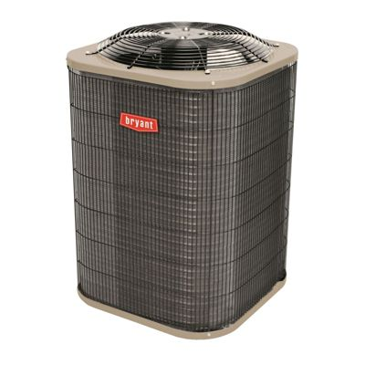 bryant legacy 2 ton 14 seer residential heat pump condensing unit [ 1600 x 1600 Pixel ]
