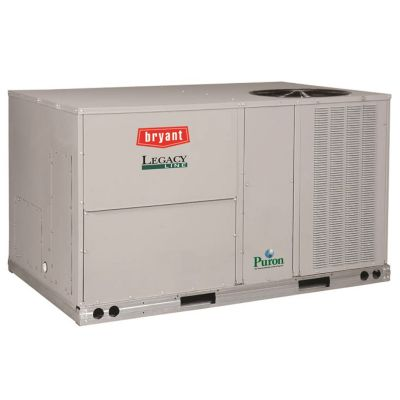 medium resolution of bryant legacy 5 ton packaged rooftop air conditioning unit 208 230 3 60