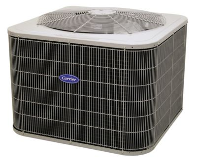 medium resolution of carrier comfort 2 ton 14 seer residential air conditioner condensing unit