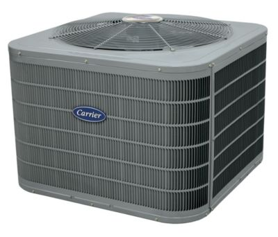 medium resolution of carrier performance 5 ton 16 seer residential air conditioner condensing unit