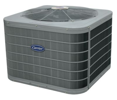 carrier performance 2 ton 16 seer residential 2 stage heat pump condensing unit [ 1600 x 1365 Pixel ]