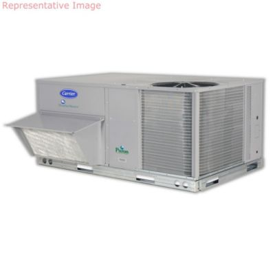 small resolution of carrier weathermaster 10 ton commercial packaged rooftop gas heat electric cool unit 208 230 3 60