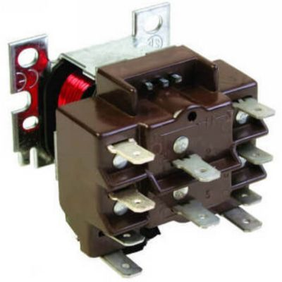 honeywell r8222d1014 general purpose relay with dpdt switching [ 1250 x 1250 Pixel ]