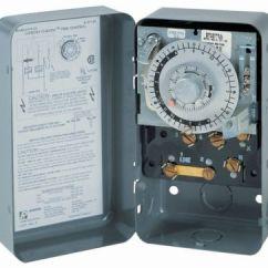 Paragon 8145 20 Wiring Diagram 07 Ford Focus Fuse Walk In Freezer Defrost Clock Diagrams Intermatic