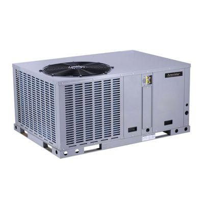 hight resolution of ameristar m4ph4024a1000a 2 ton 14 seer heat pump package unit 208 230 1 60
