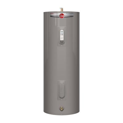 medium resolution of rheem 656755 proe40 t2 rh95 professional classic water heater electric 40 gallon dual element 240 vac 2 wire