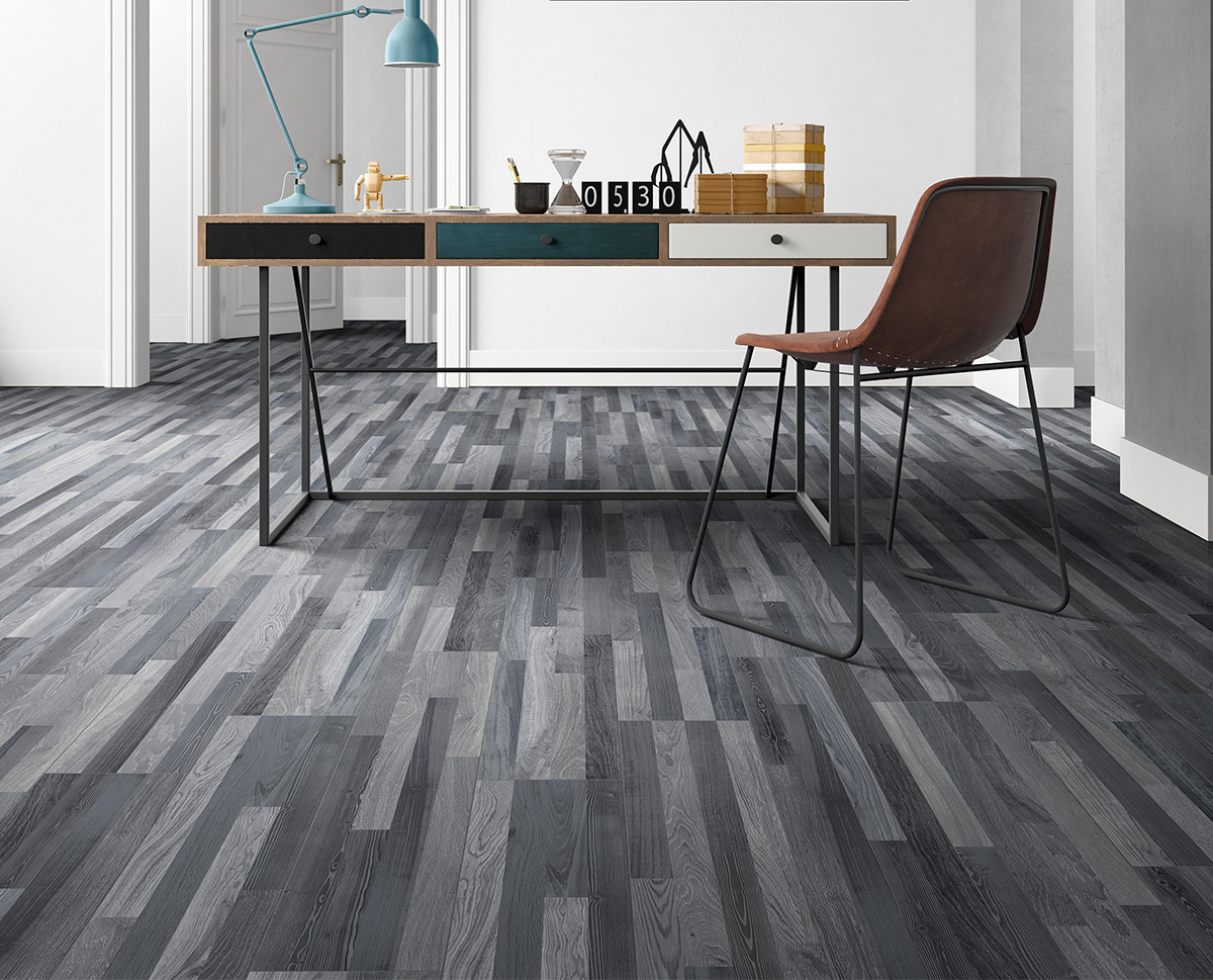 wood look tiles go bold and modern with