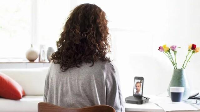 using p710e speaker for Video call in Mobile