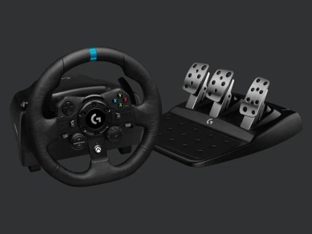 Logitech presenta su nuevo volante G923 TRUEFORCE para Xbox One ...