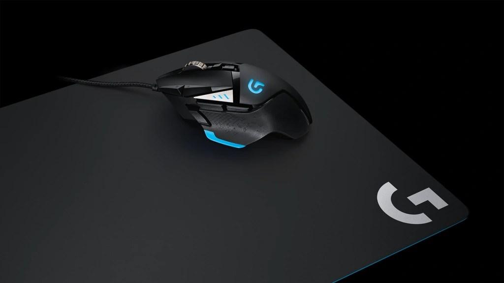 Alfombrilla de tela G240 para juegos