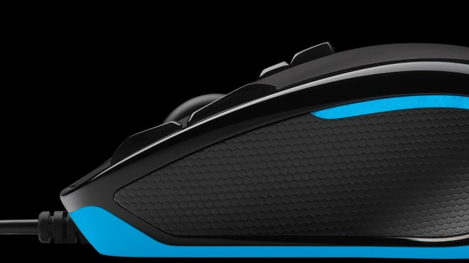 Mouse óptico G300S para juegos