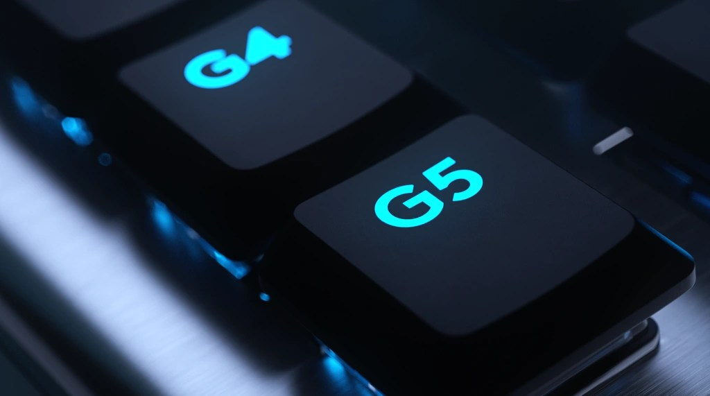 G915 | Teclas G